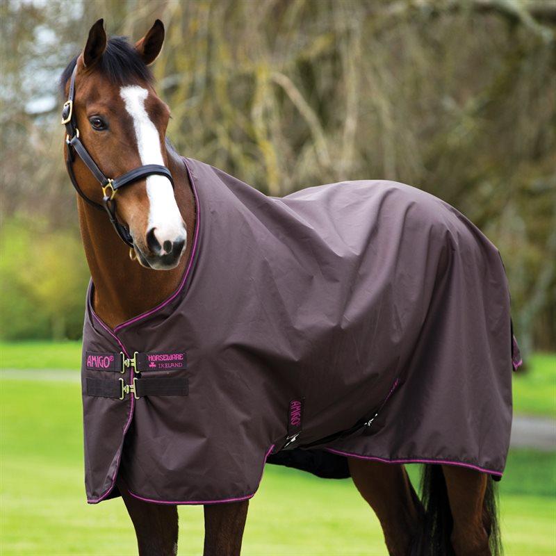 regntäcke häst amigo