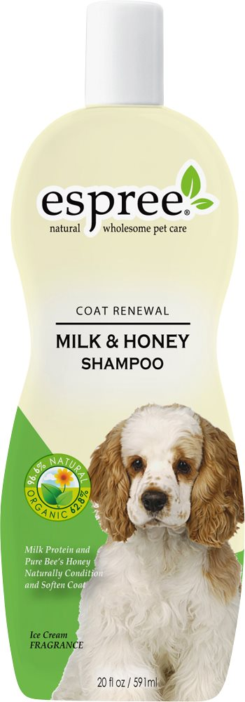 Hundschampo  Milk & Honey Shampoo Espree®