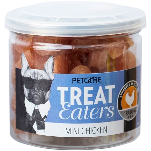 Hundgodis  Treats Mini Chicken Petcare