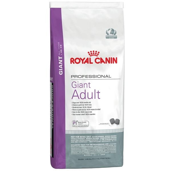 Torrfoder Hund  Royal Canin Giant Adult 15 kg Royal Canin