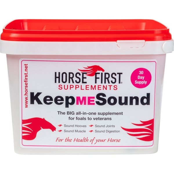Keep Me Sound HORSE FIRST®