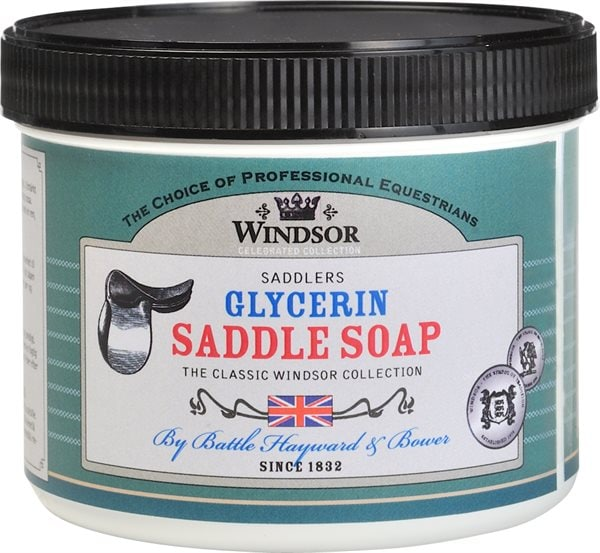 Glycerintvål  Glycerin Saddle Soap Windsor®