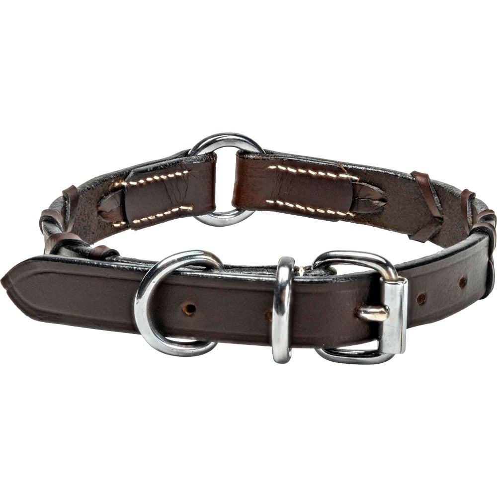 Halsband Läder Latigo traxx®