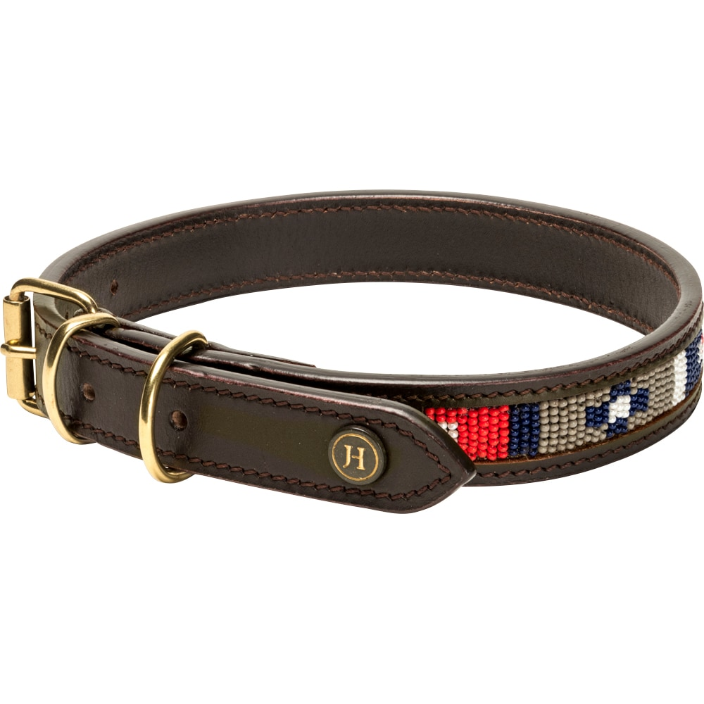 Halsband Läder Kalahari JH Collection®