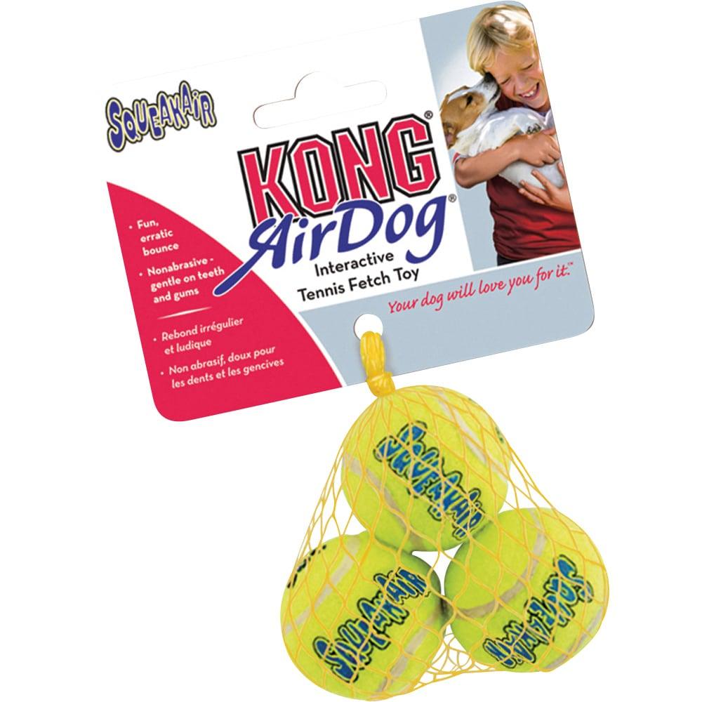 Hundleksak  Squeakair Kong®