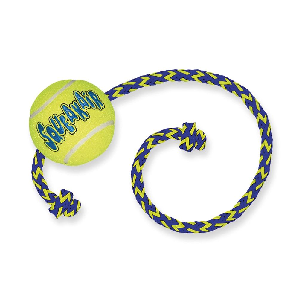 Tennisboll med rep   Kong®