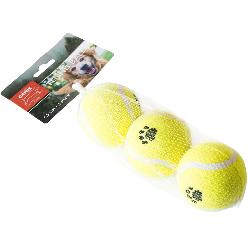 Tennisboll 3-pack  Showmaster®