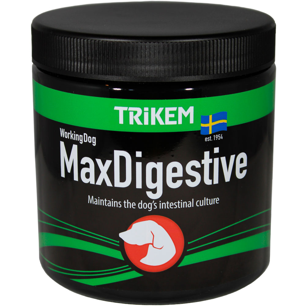 Tillskott  Working Dog Max Digestive Trikem