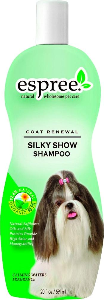 Hundschampo  Silky Show Shampoo Espree®