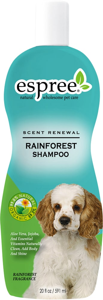 Hundschampo  Rainforest Shampoo Espree®