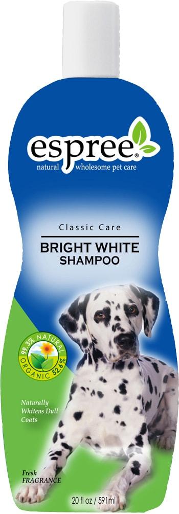 Hundschampo  Bright White Shampoo Espree®