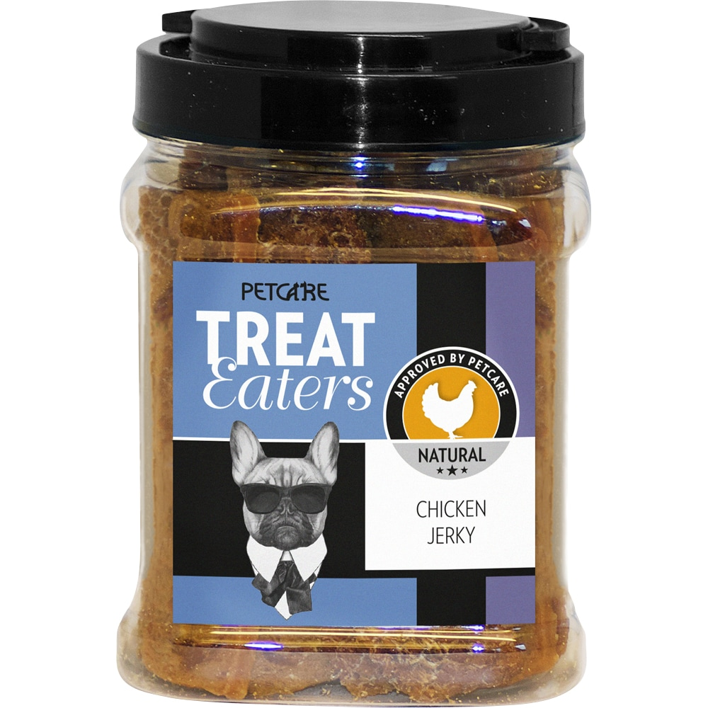 Hundtugg  Chicken Jerky Treateaters