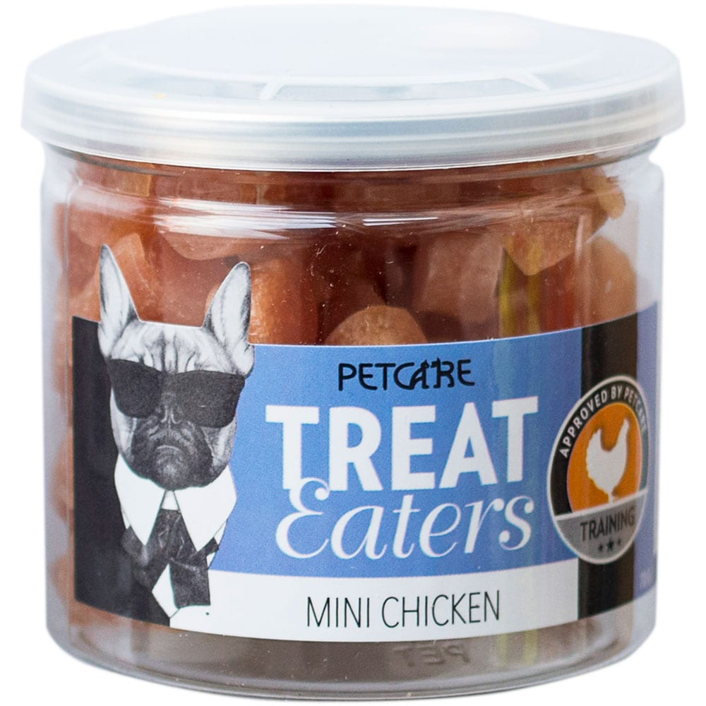 Hundgodis  Treats Mini Chicken Treateaters