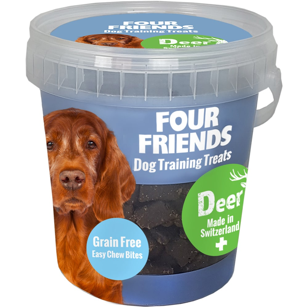 Hundgodis  Treats Deer FourFriends