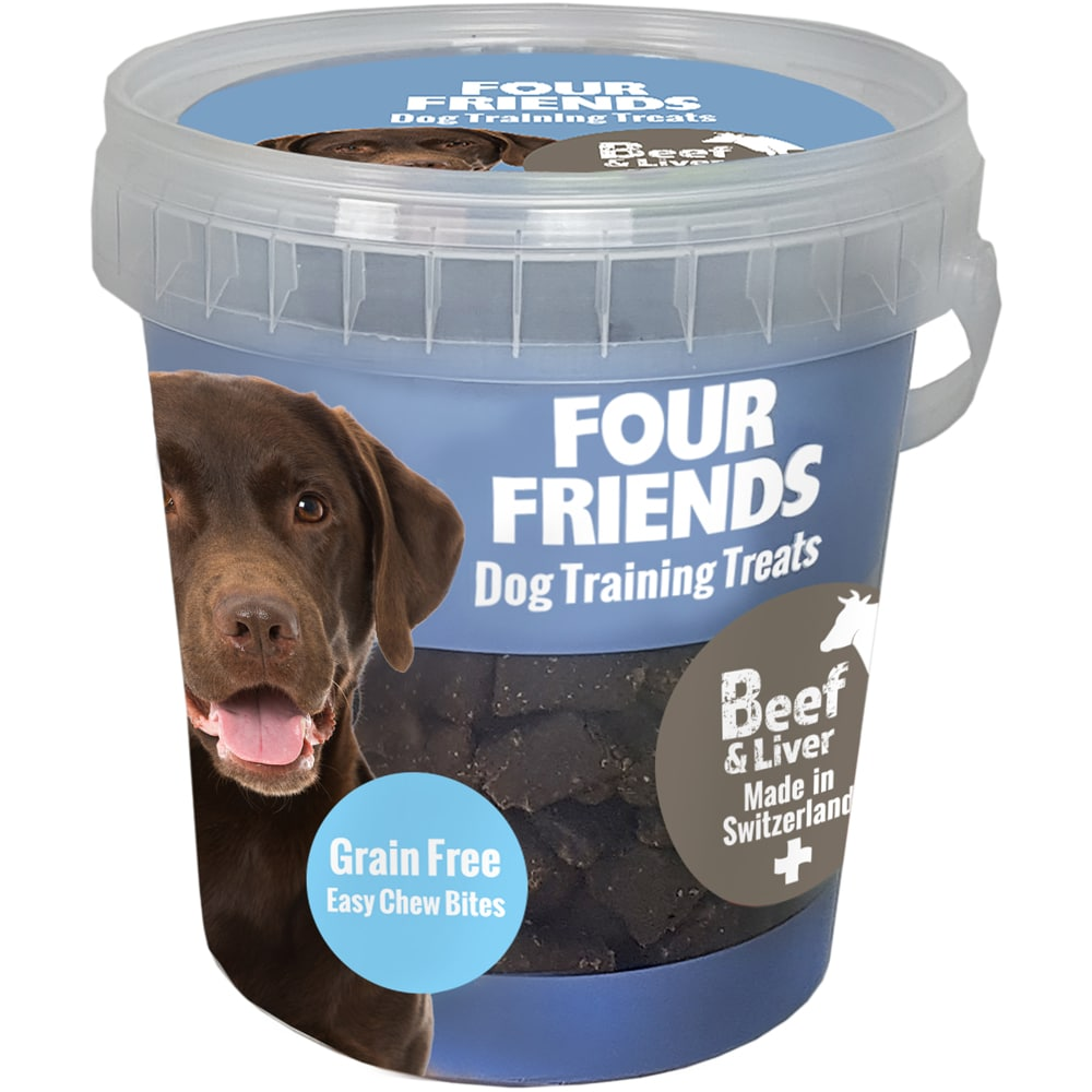 Hundgodis  Treats Beef & Liver FourFriends
