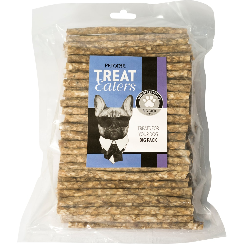 Tuggpinnar 100-pack Natural Treateaters