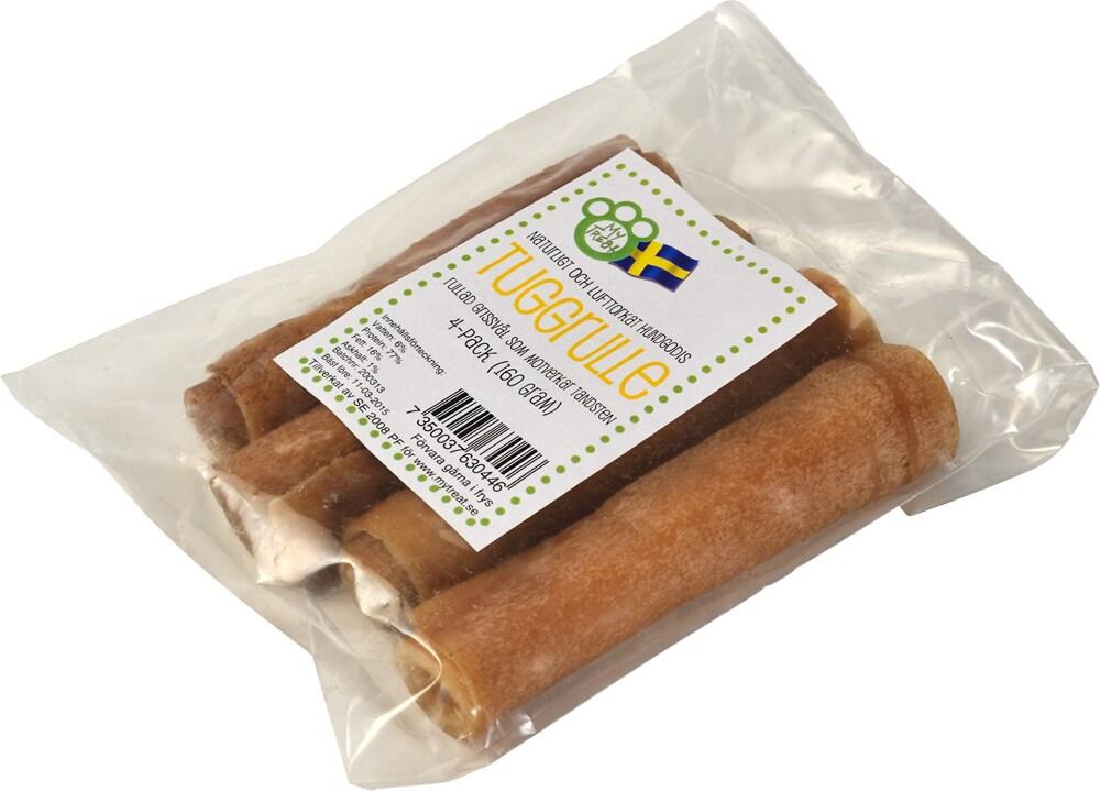 Hundtugg 3-pack Tuggrulle My treat