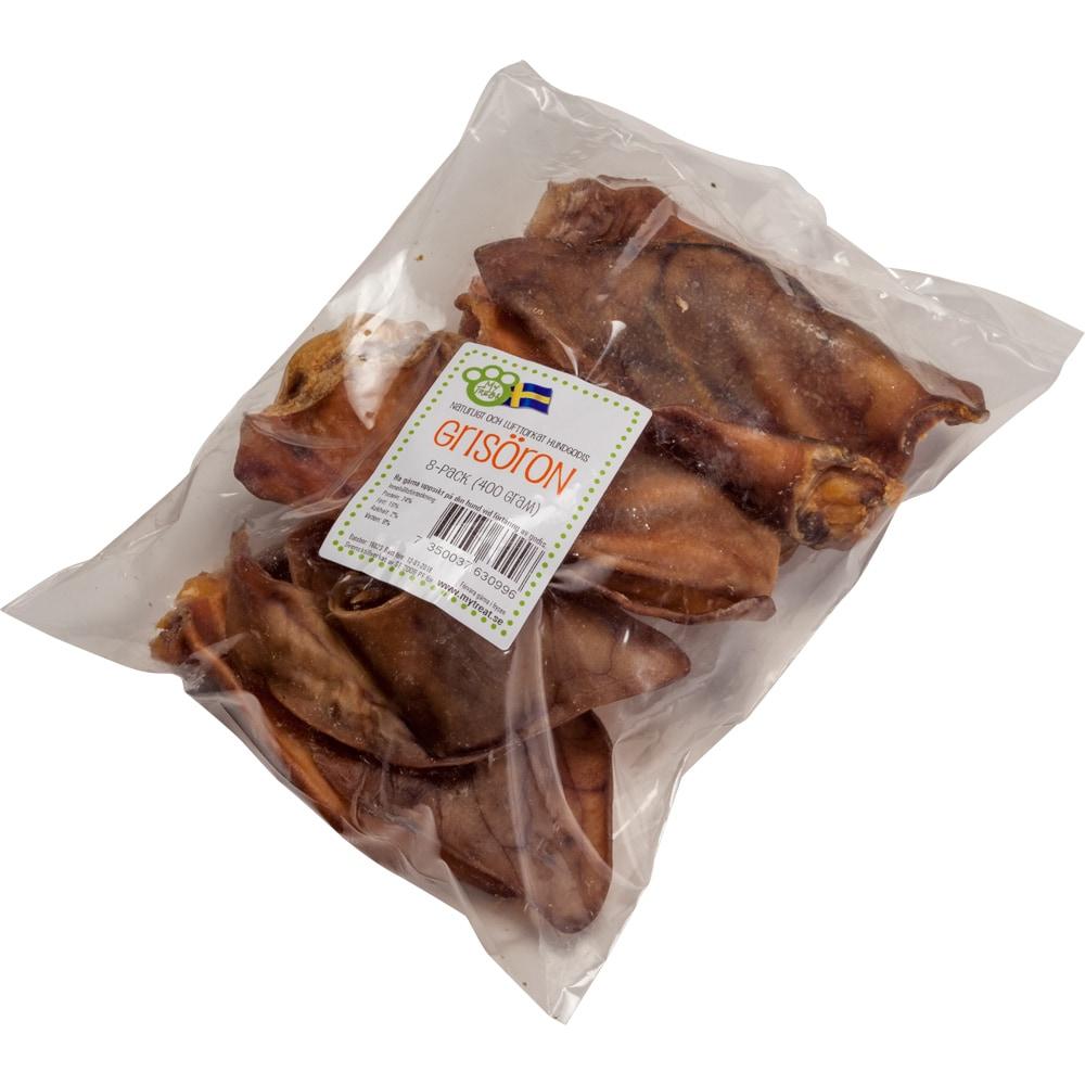Hundtugg 7-pack Grisöron My treat