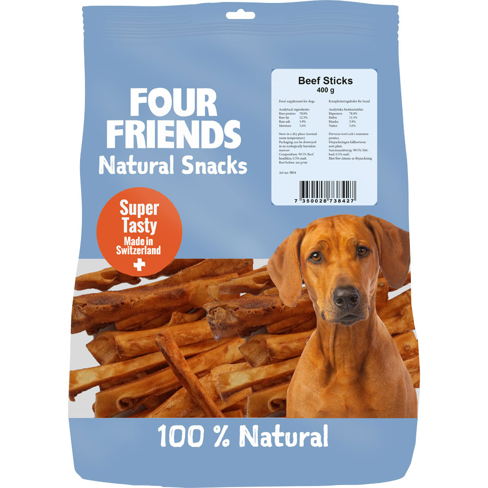 Naturtugg  Beef Sticks 400 g FourFriends