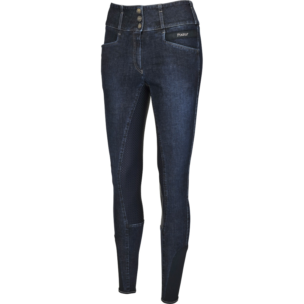 Ridbyxa Helskodd Candela Grip Jeans Pikeur®
