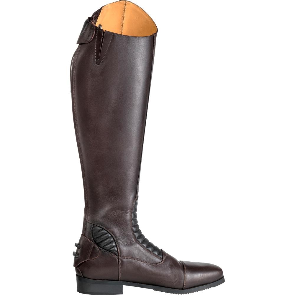 Läderridstövel  Pontone JH Collection®