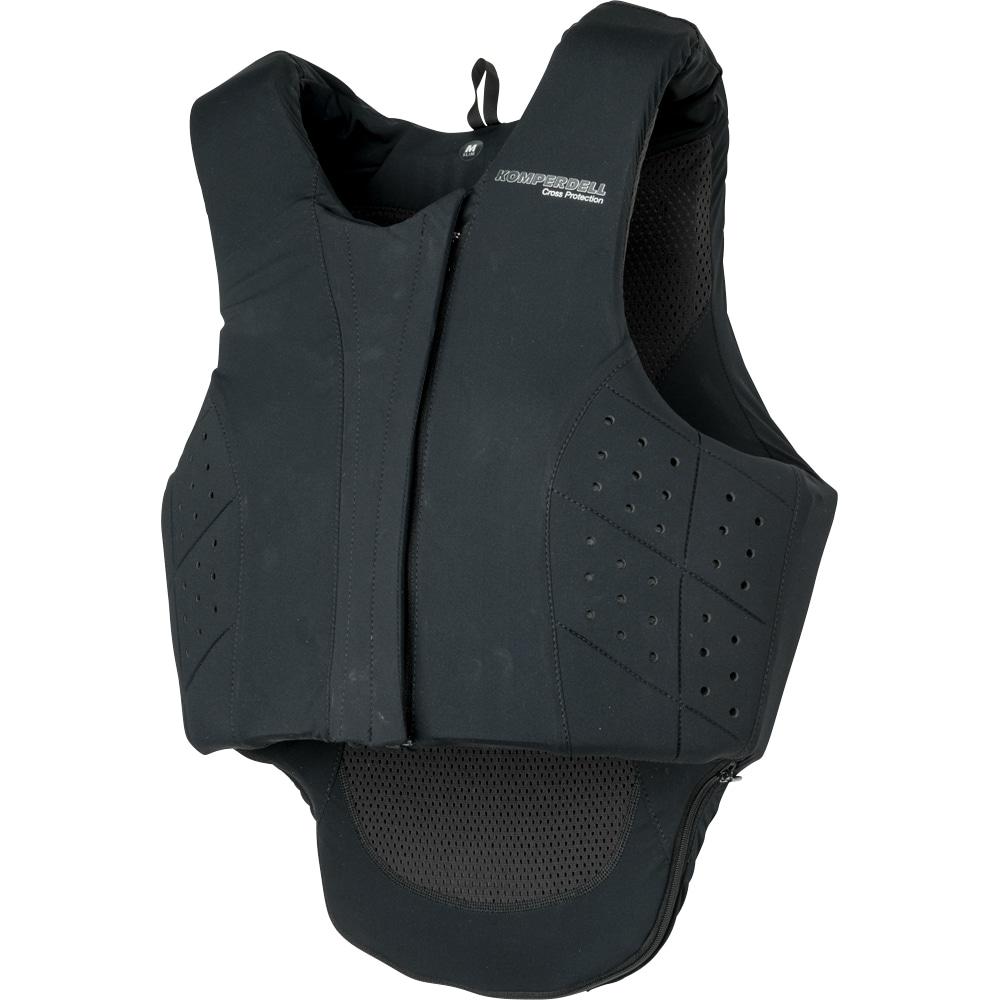 Säkerhetsväst  Front Zip Slim Fit Komperdell