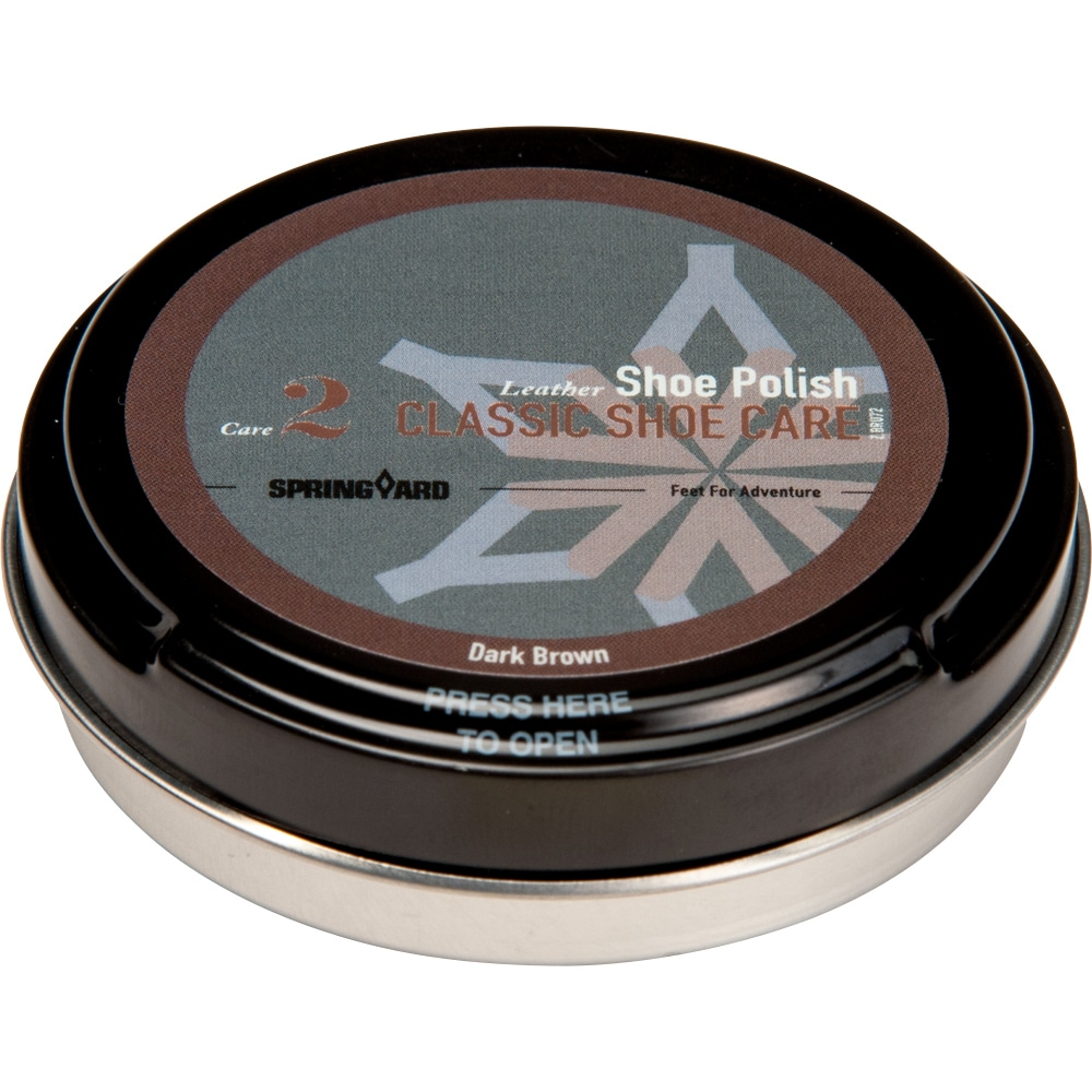 Leather Shoe Polish Springyard