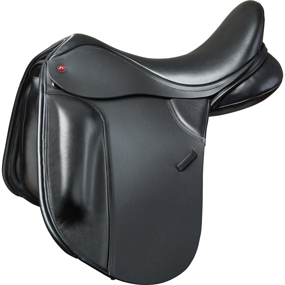 Dressyrsadel  T8 Surface Block Dressage Thorowgood®
