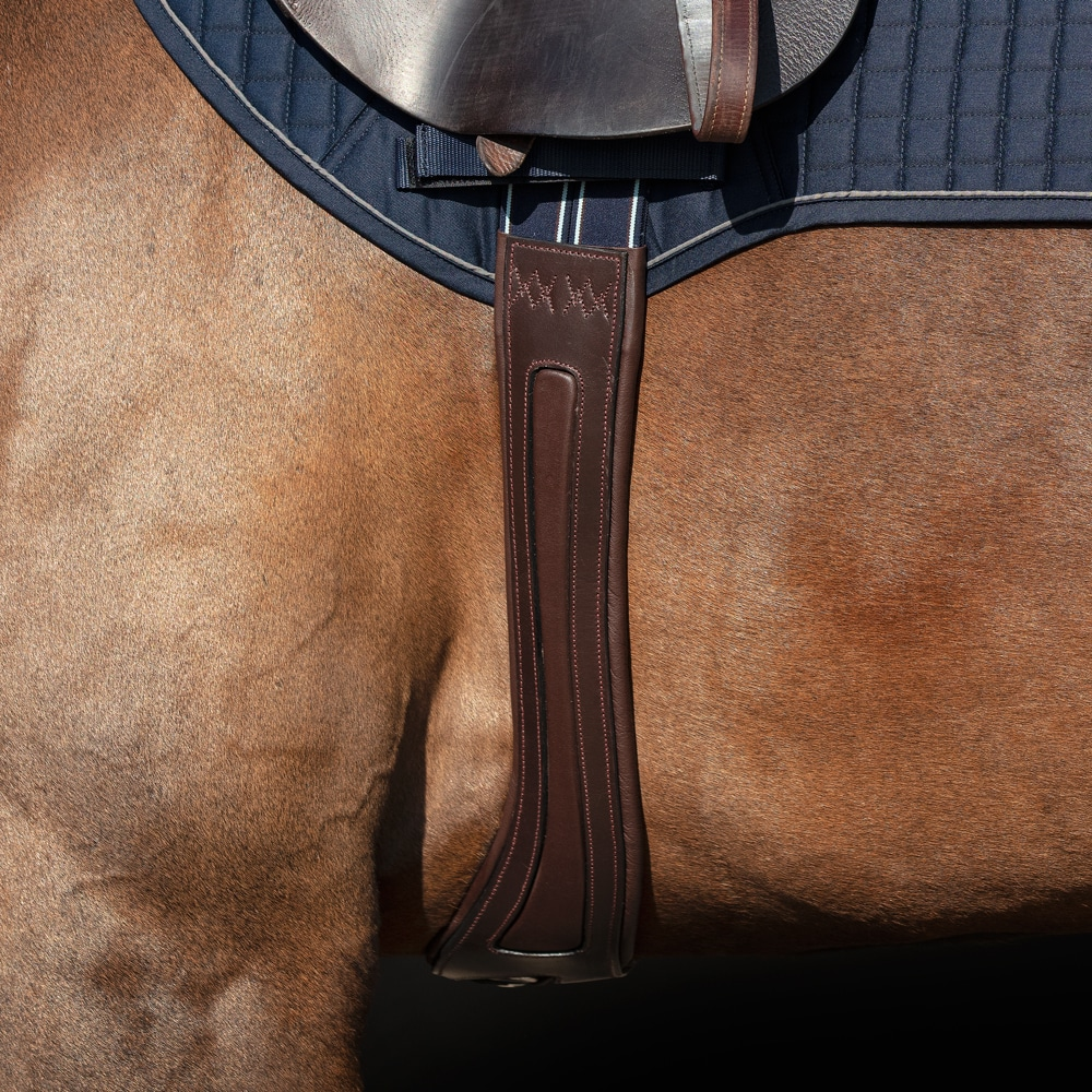 Lädergjord  Micklem Comfort Horseware®