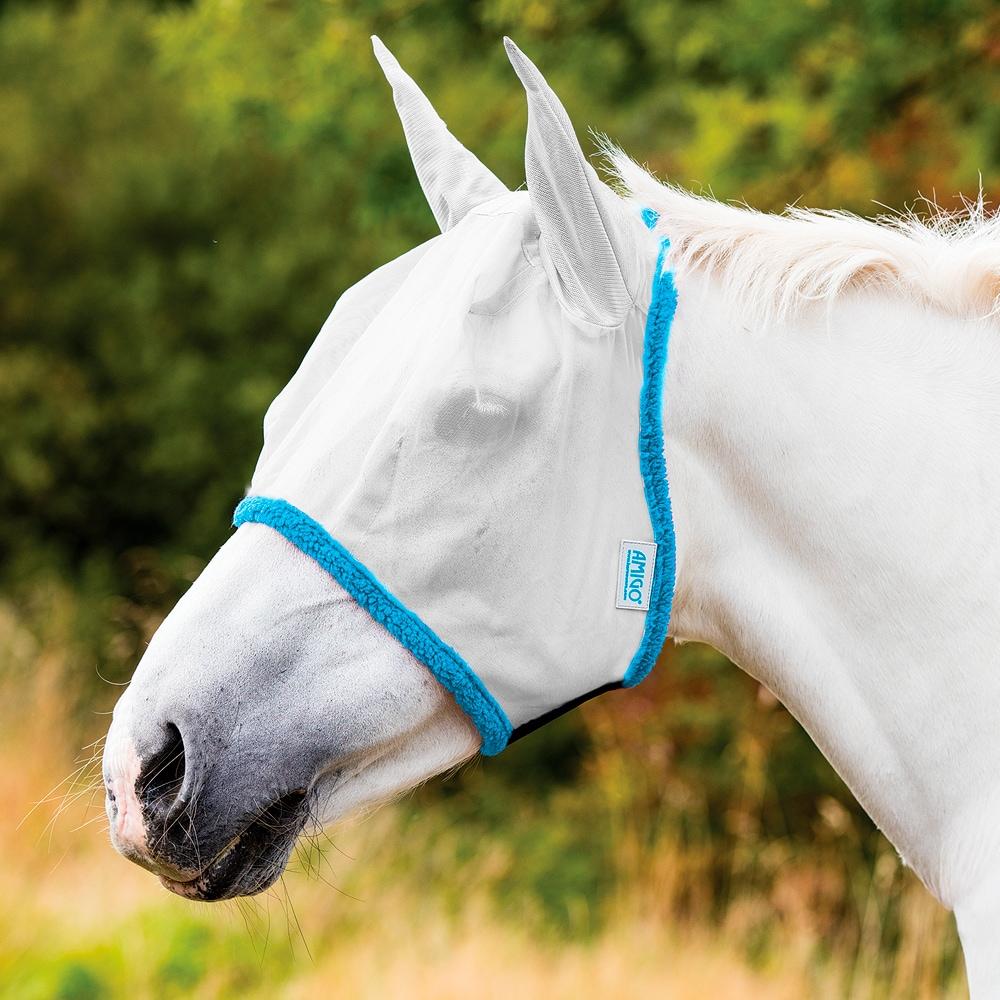 Flughuva  Amigo Fine Mesh Horseware®