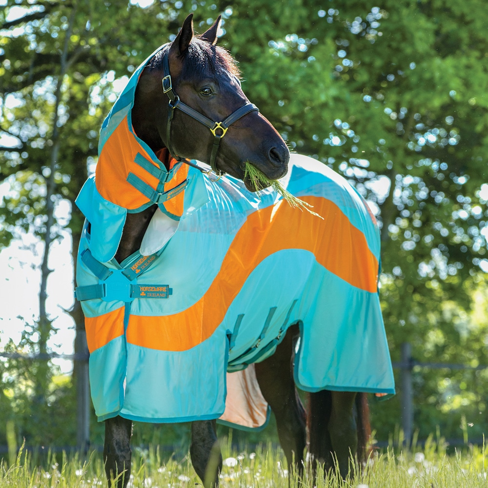 Flugtäcke  Amigo Evolution Horseware®