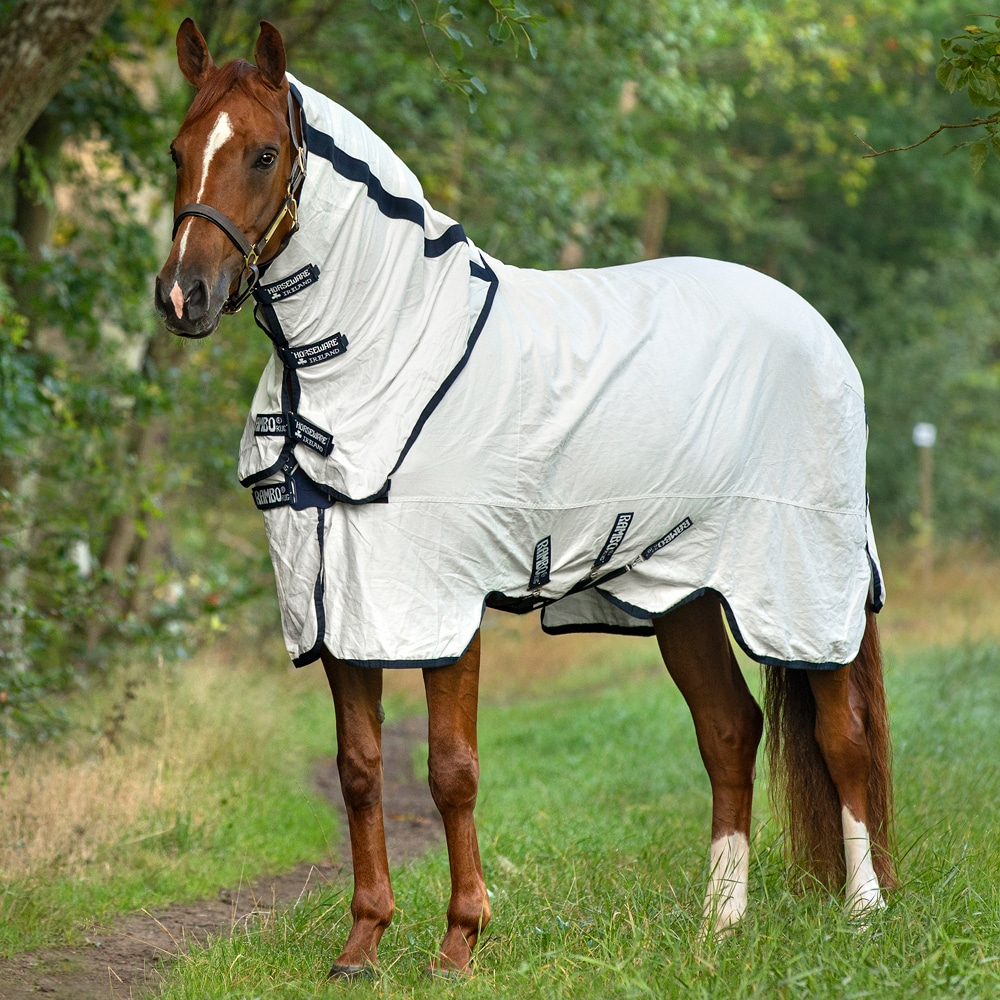 Eksemtäcke  Rambo Natura Summer Sheet Horseware®