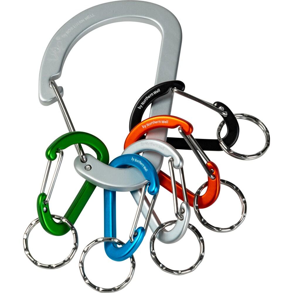 Nyckelring  Keyhub Loop