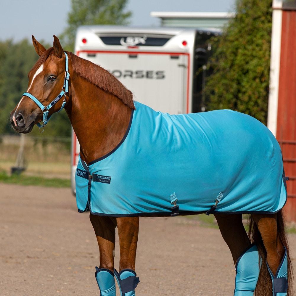 Stalltäcke  Amigo Jersey Cooler Horseware®