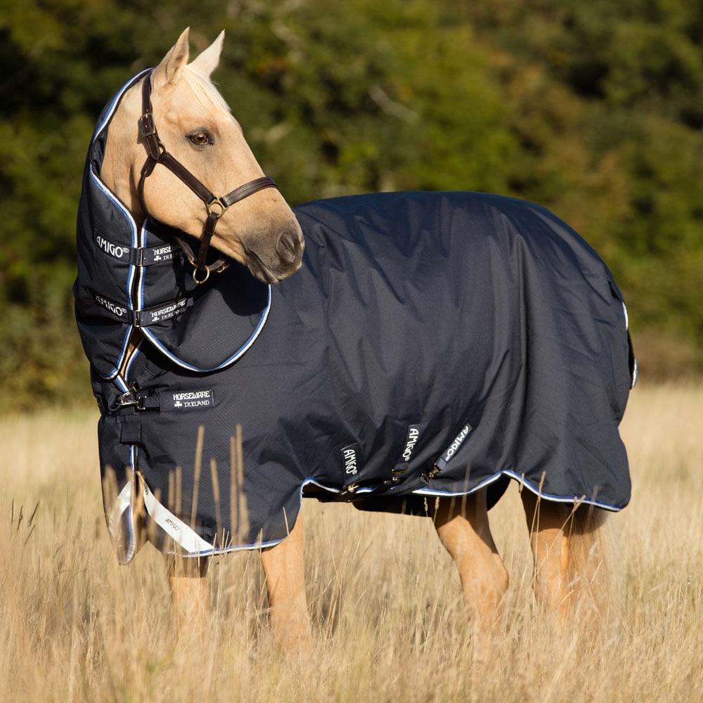Regntäcke  Amigo Bravo 12 Plus Turnout Lite Horseware®