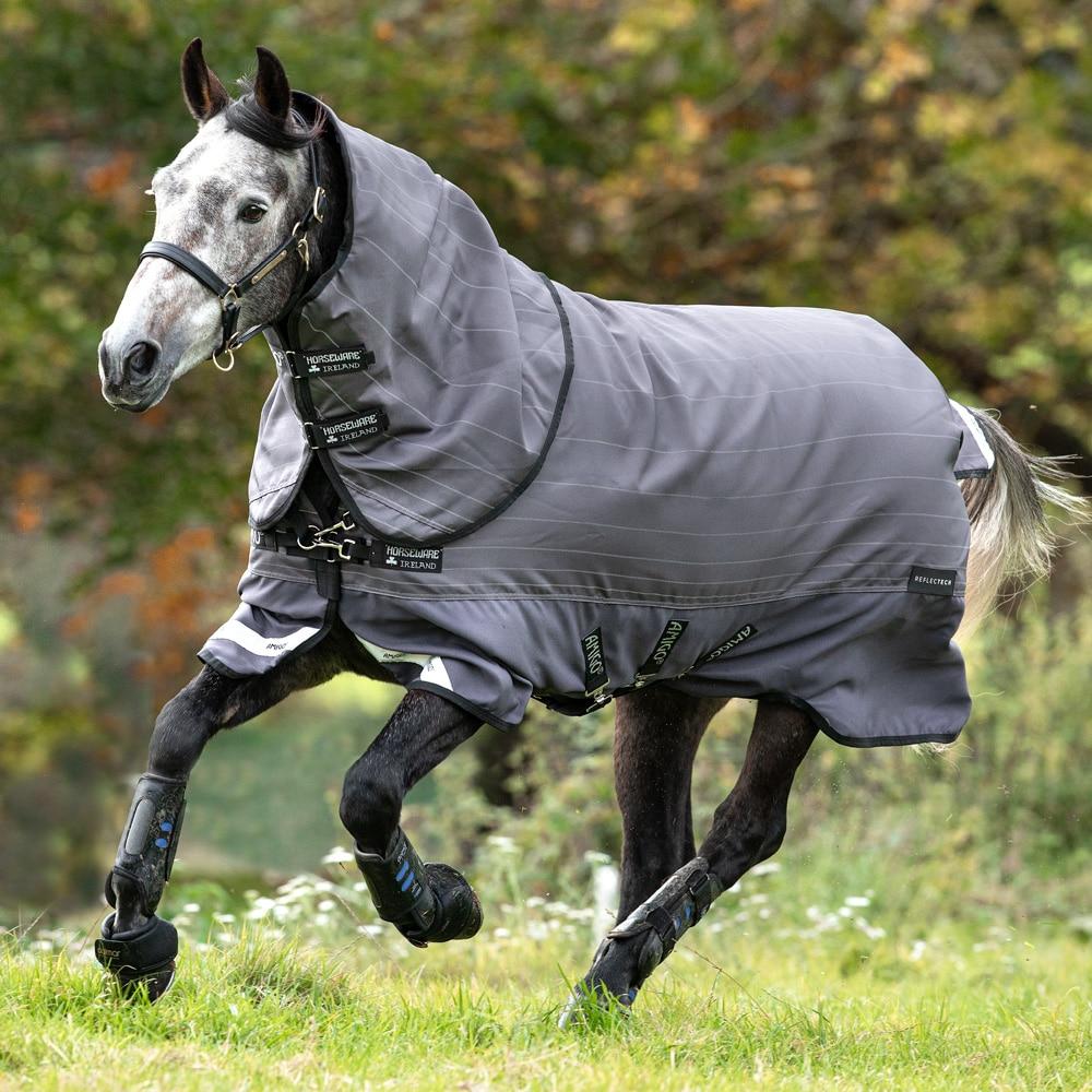 Utetäcke  Bravo Reflective Plus Lite 100 Horseware®