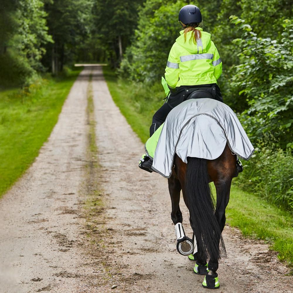 Reflextäcke  Bright rider Fairfield®