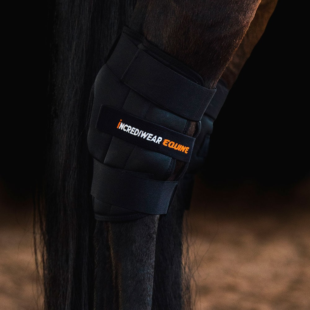 Hasskydd  Circulation Hook Boot Right Incrediwear Equine