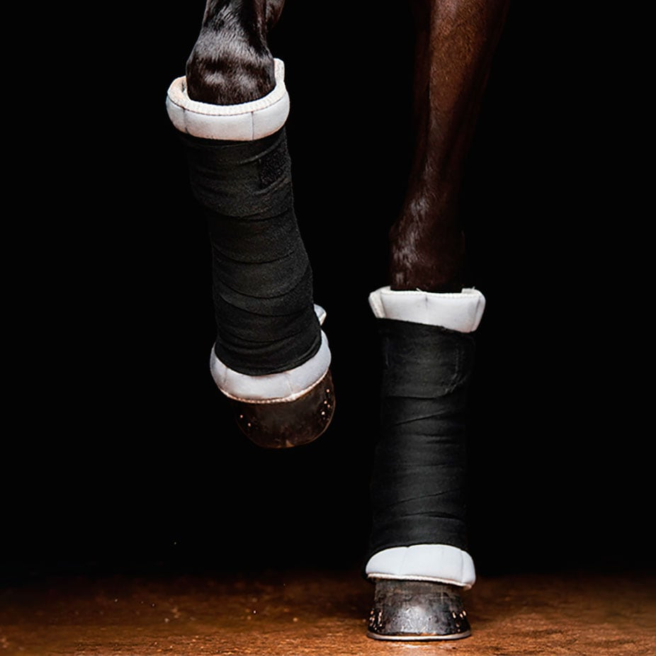 Bandageunderlägg  Circulation Standing Wrap 46 Incrediwear Equine