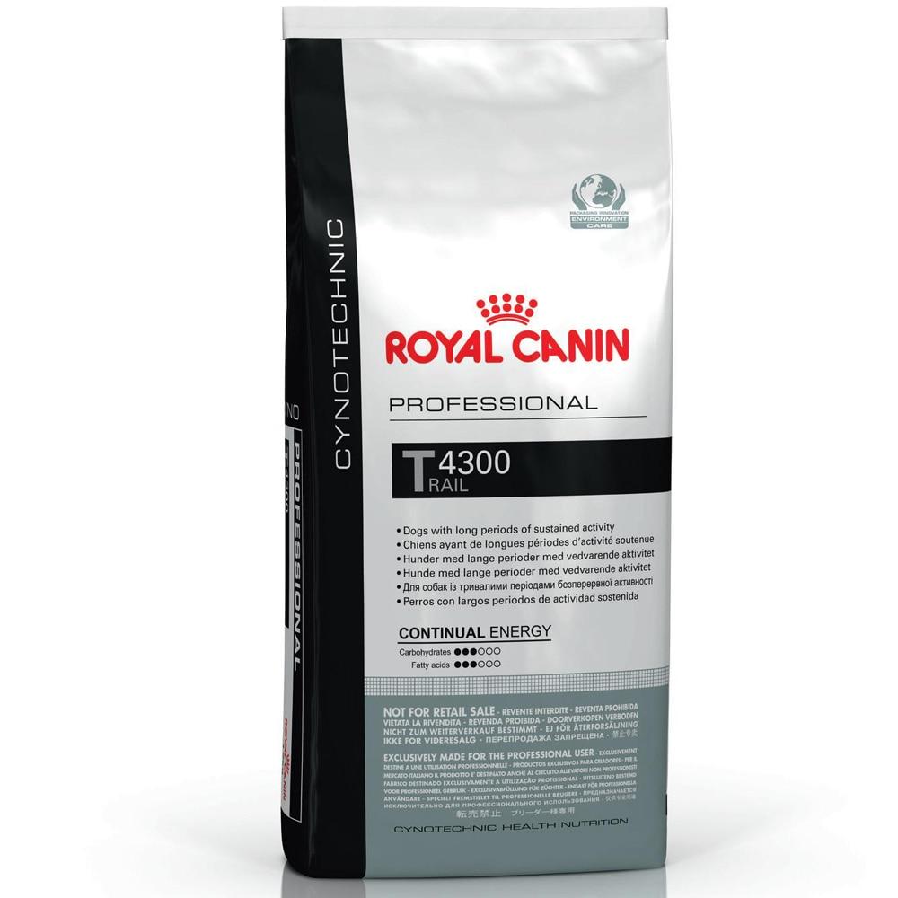 Torrfoder Hund  Trail 4300 15 kg Royal Canin