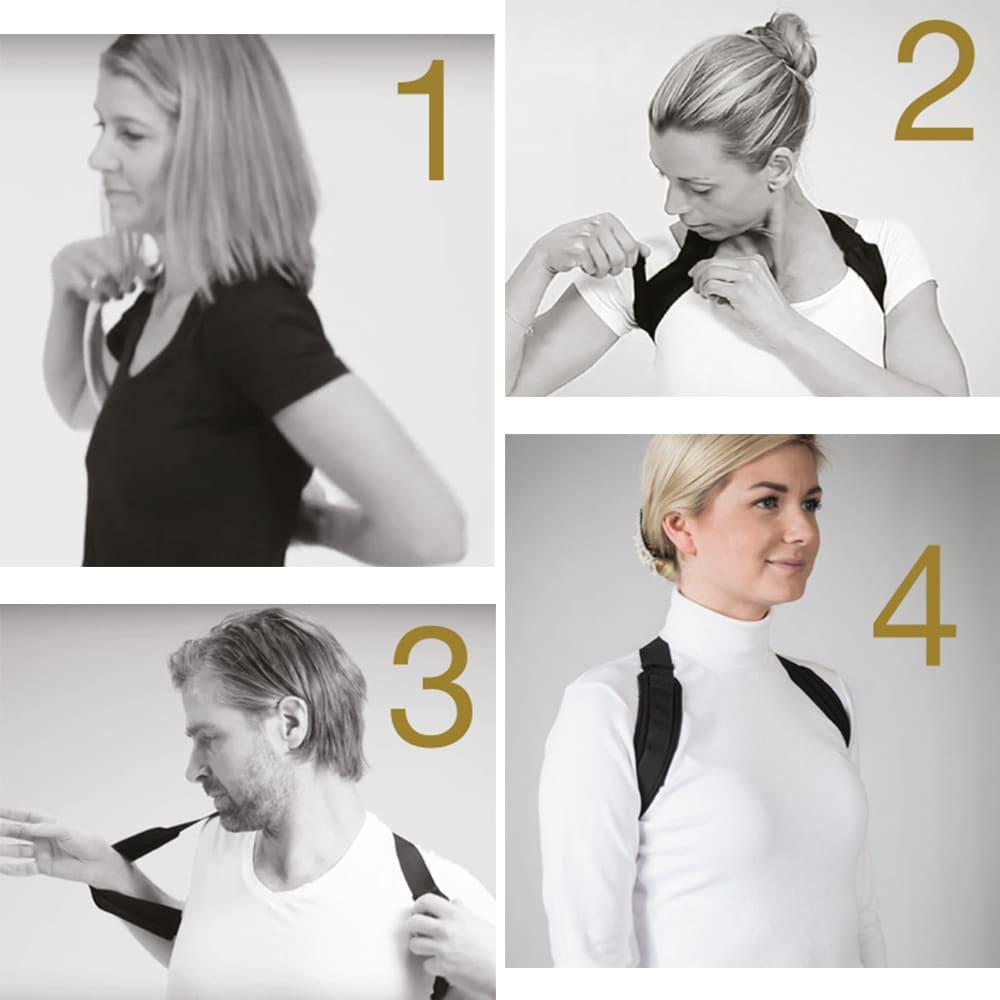 Posture Reminder Back on Track®