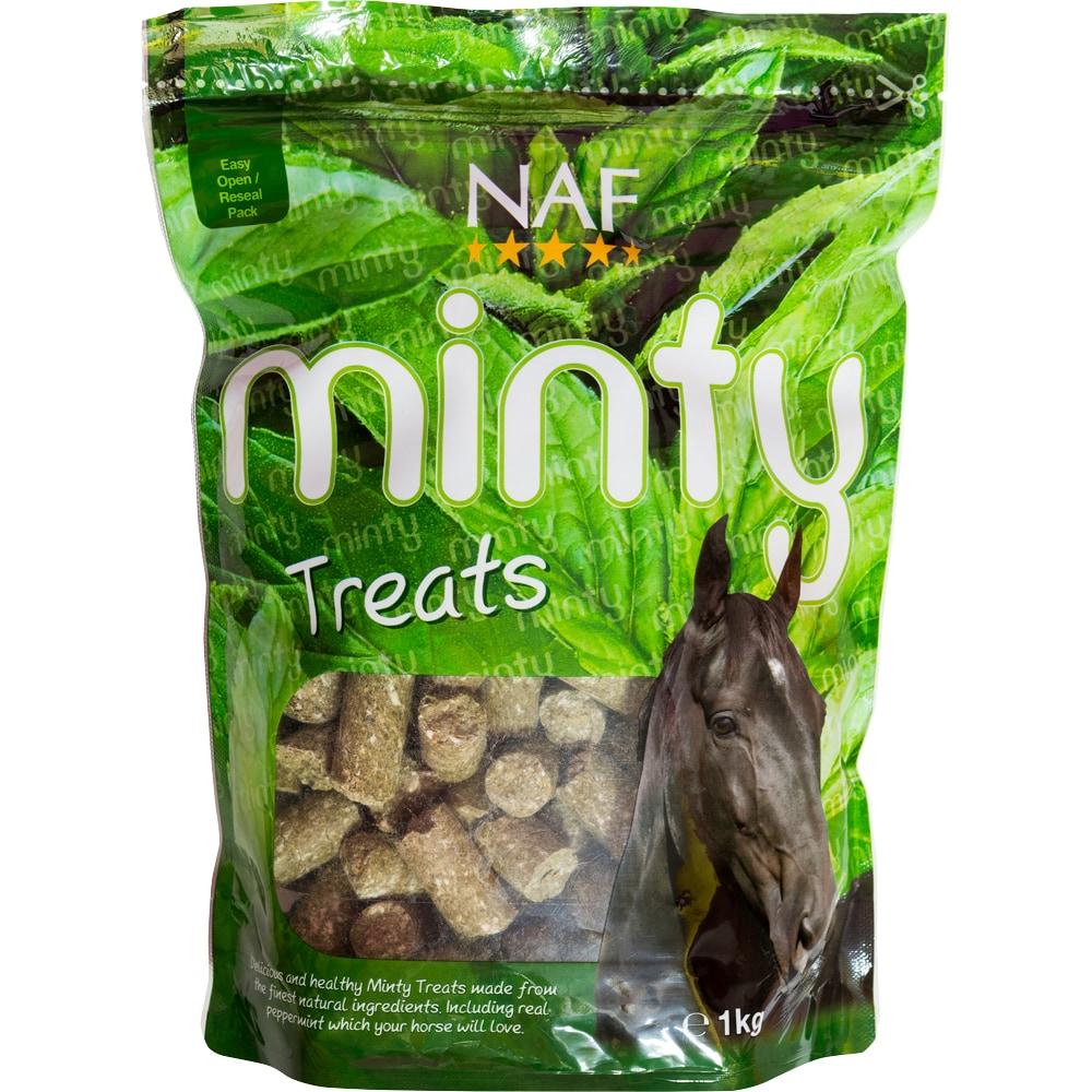 Hästgodis  Minty NAF