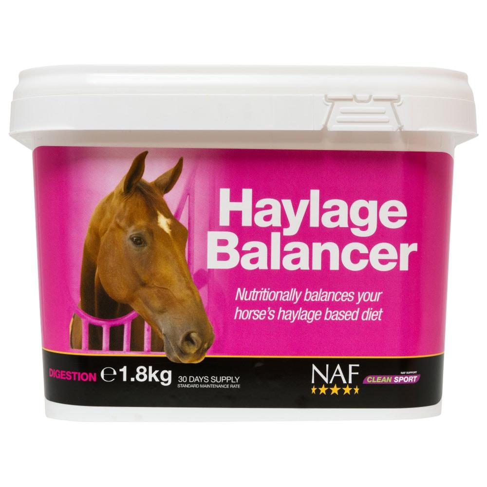 Tillskott  Haylage Balancer NAF