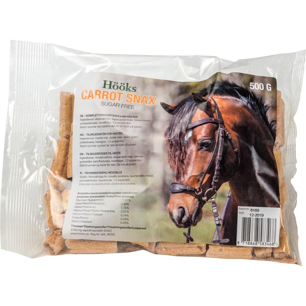Hästgodis  Hööks Carrot Snax