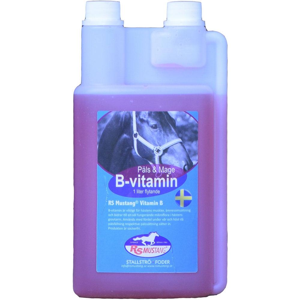B-vitamin 1 L  RS Mustang