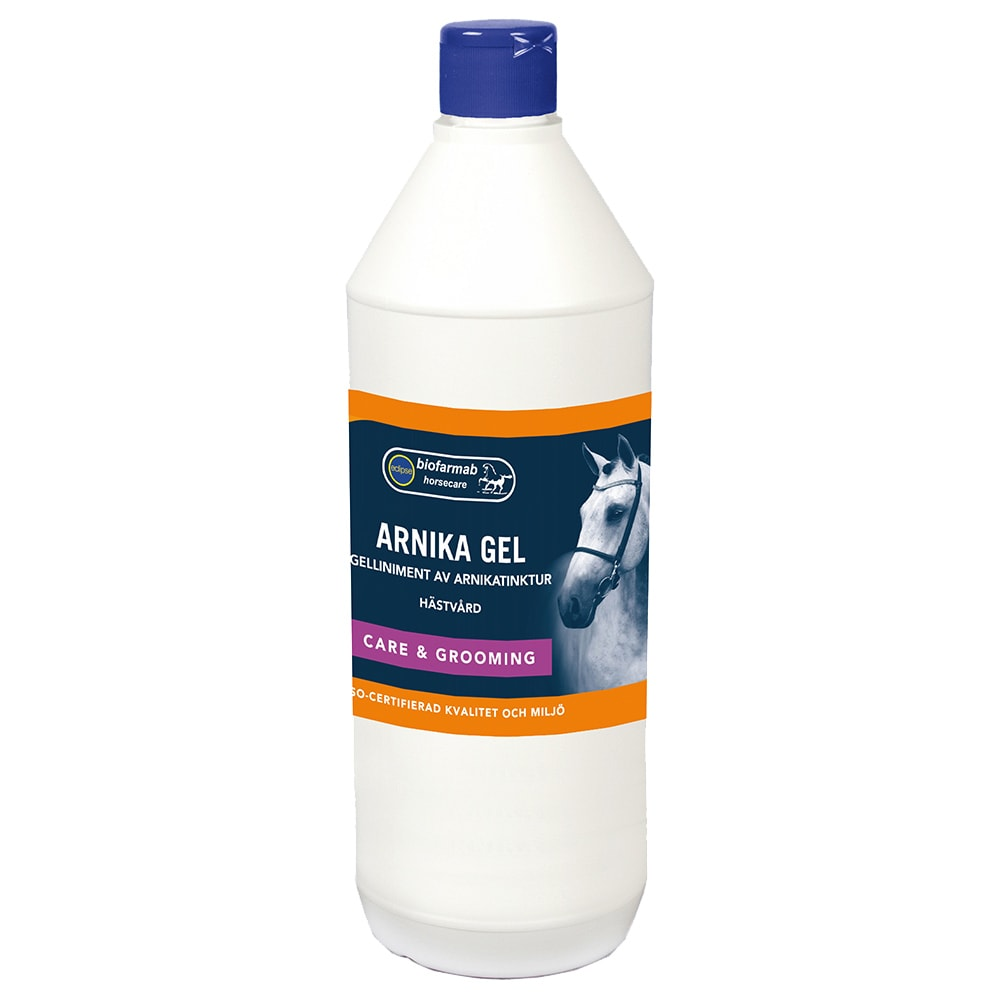 Liniment  Arnika Gel Eclipse Biofarmab