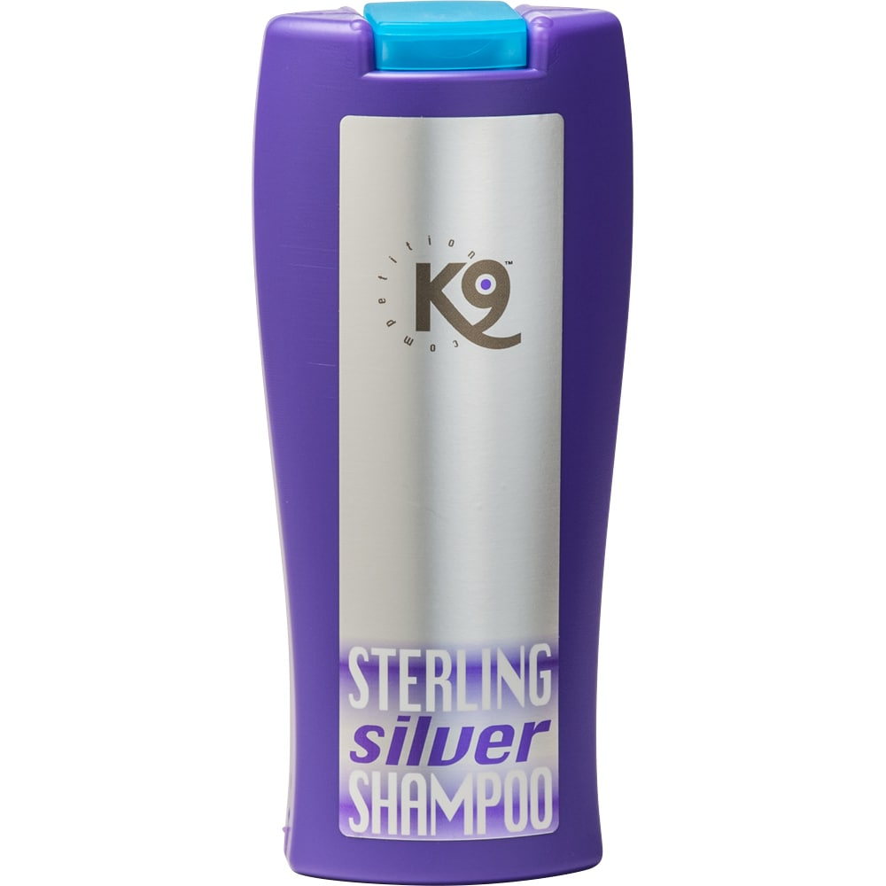 Hästschampo  Sterling Silver K9™