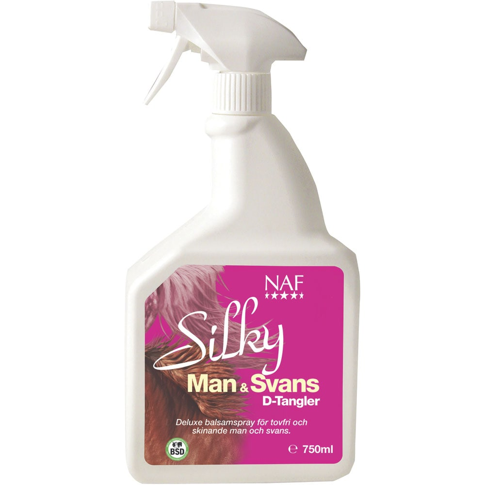 Pälsglans  Silky Man & Svans NAF