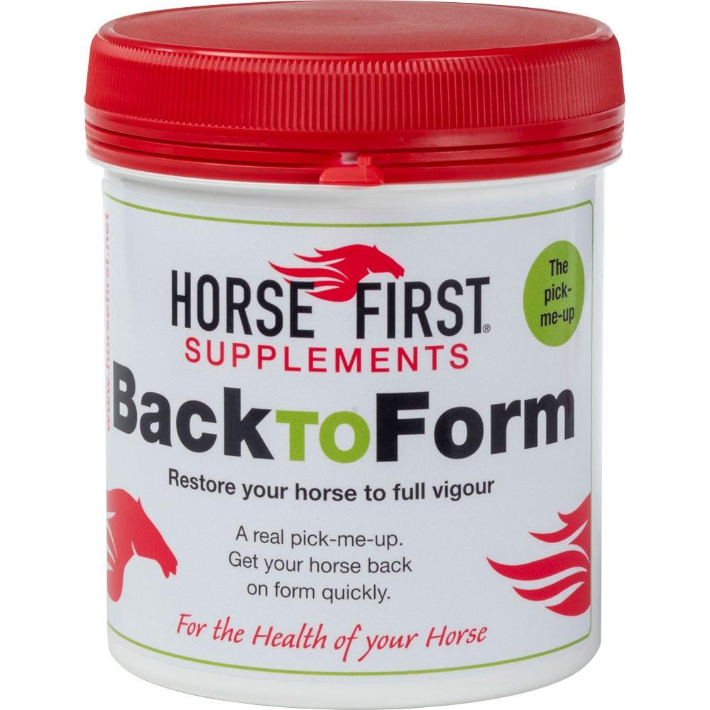 Tillskott  Back to Form 750g HORSE FIRST®