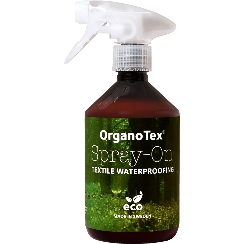 Impregnering  Spray On Textile waterproofing Organo Tex